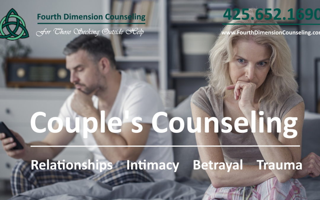 Relationship Counseling and Emotionally Focused Couples Therapy – EFT