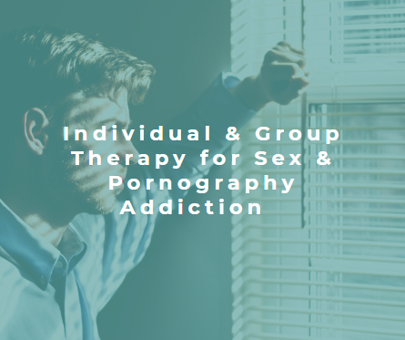 Individual and Group Therapy, counseling and coaching for sex and pornography addiction in Seattle, Kirkland and Tacoma