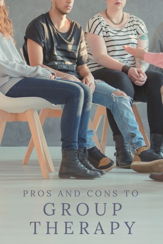 Pros and Cons to Group Therapy