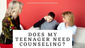 Does My Teenager Need Counseling?