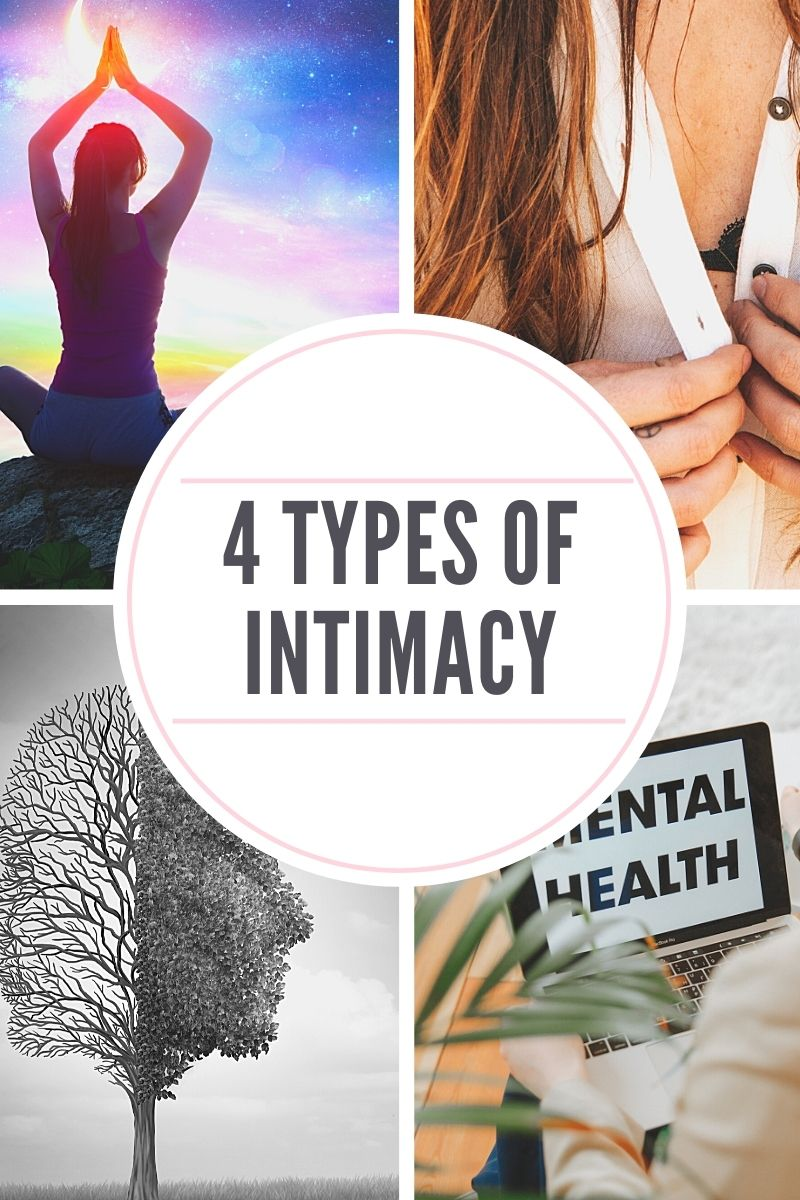 4 Types of Intimacy