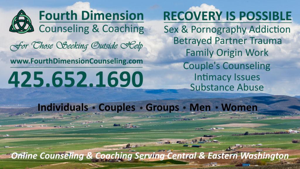 Central and Eastern Washington Counseling Trauma Therapy Life Coaching Ellensburg Wenatchee Yakima Spokane Tri-Cities Kennewick Pasco Richland Walla Walla WA.