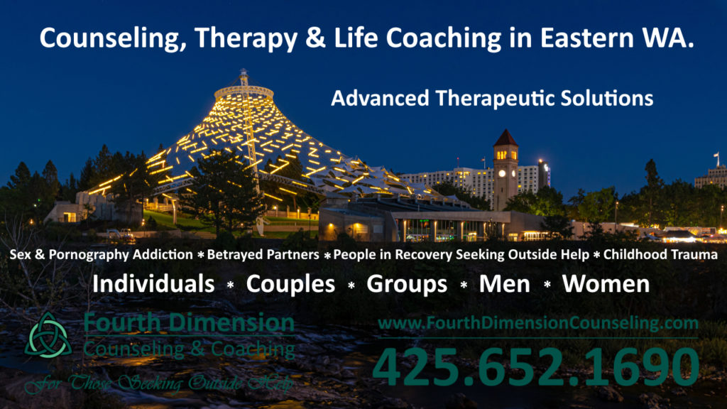 Spokane Washington counseling Trauma Therapy Life Coaching Central and Eastern WA