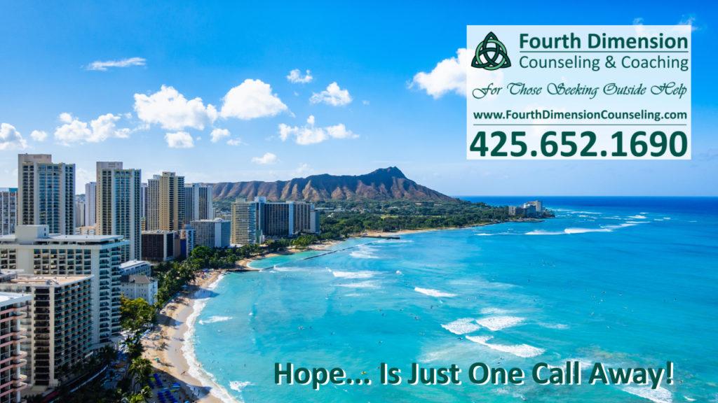 Waikiki Honolulu Hawaii counseling trauma therapy life coaching