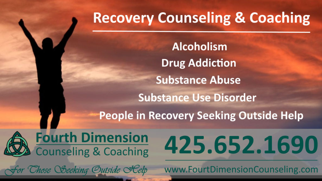 Substance Abuse Counseling, substance use disorder trauma therapy and coaching for alcoholism and drug addiction recovery in Everett WA