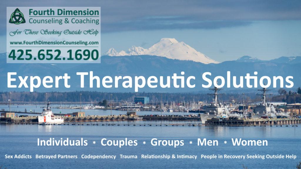 Everett WA trauma therapy addiction counseling and life coaching