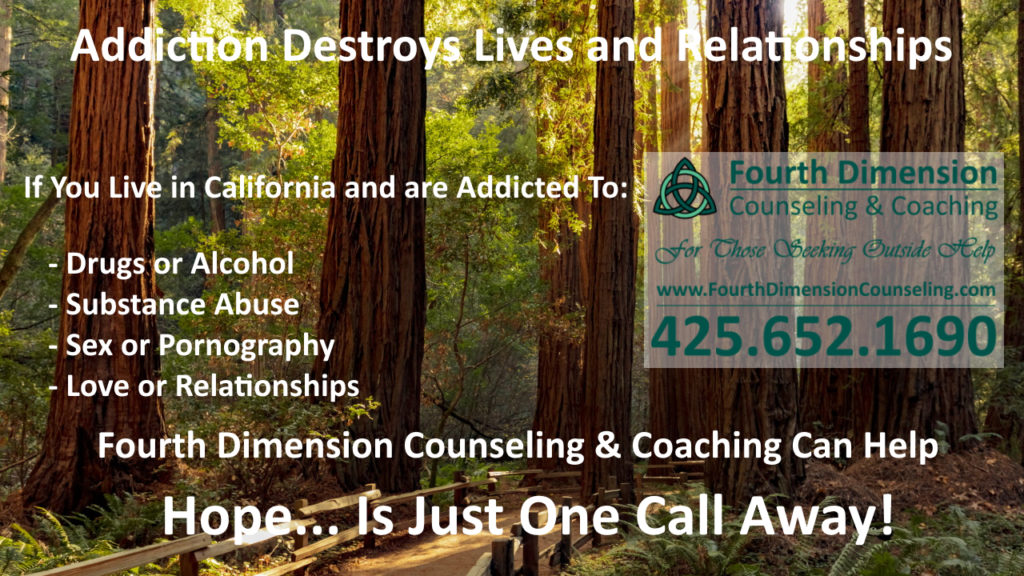 Northern California Redwoods City Redding Chico Shasta CA counseling trauma therapy substance abuse recovery