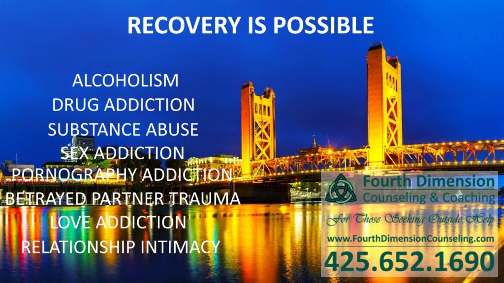 Sacramento California Stockton Oakland Lodi CA counseling trauma therapy substance abuse recovery