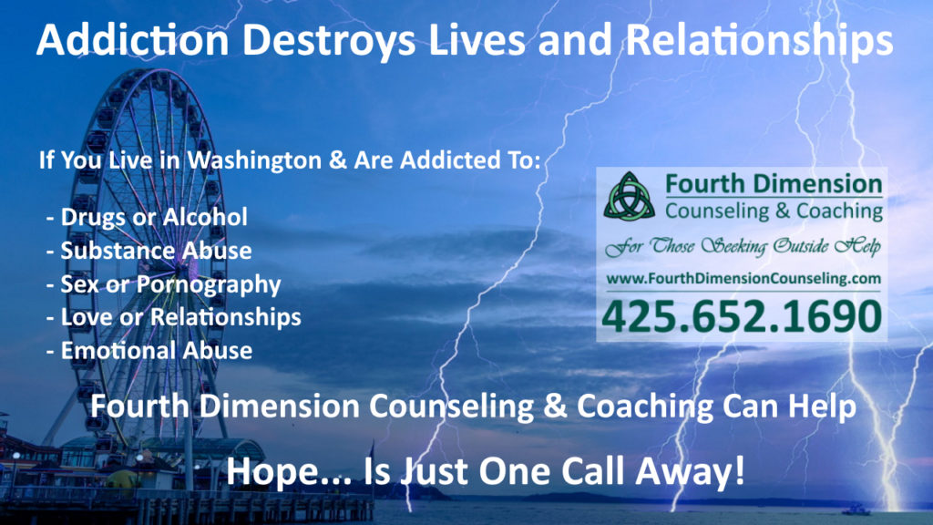 Seattle Washington addiction recovery sex and porn addiction help emotional trauma counseling and betrayed partner therapy recovery life coaching