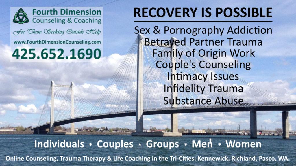Tri-Cities Kennewick Pasco Richland WA sex addiction counseling betrayed partner trauma therapy recovery life coaching