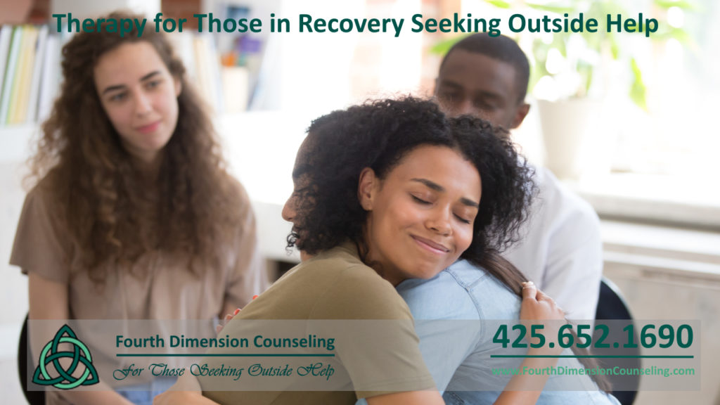 Issaquah Group therapy counseling for substance abuse and drug, alcohol addiction people in 12 step recovery